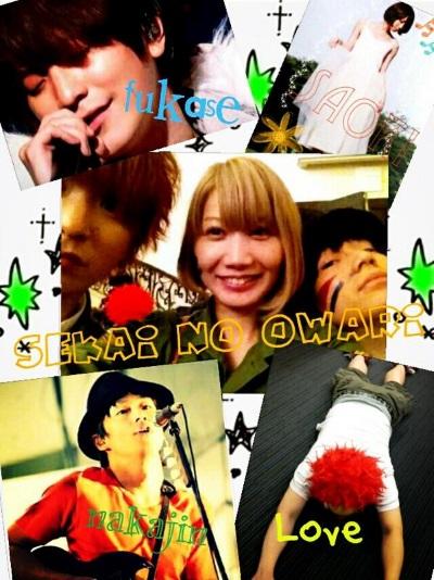 sekainoowari-member