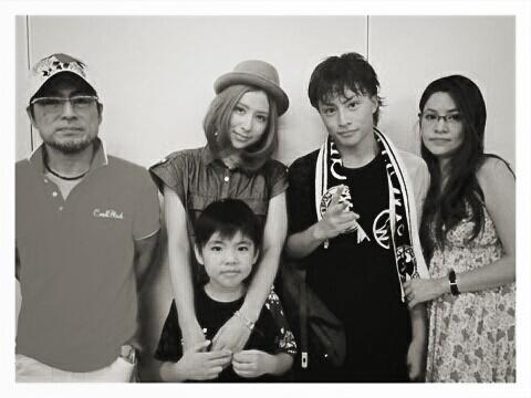 shirahamaaran-family