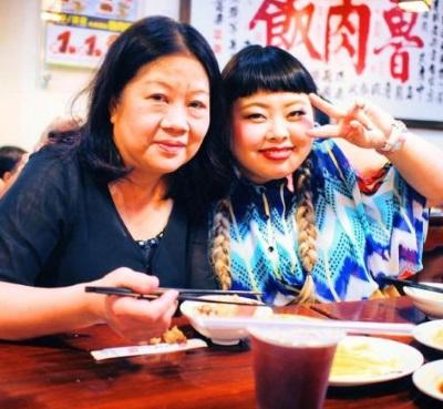 渡辺直美の台湾の姉とのインスタ画像が可愛い!昔の父や母との写真についても|気になるあの人の噂まとめ☆BuzzPress (バズプレス)